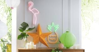 Lampes néon