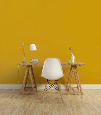 bureau moutarde pinterest