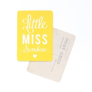 carte little miss sunshine cinq mai