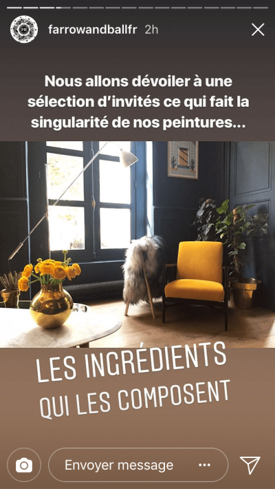 couleur farrow and ball 20
