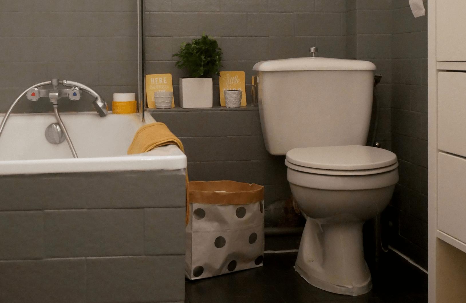 Deco Salle De Bain Avant Apres avant-après : comment une salle de bain a changé de look en