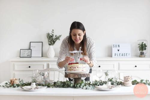 Céline, pro du DIY, créatrice du blog déco IDOITMYSELF