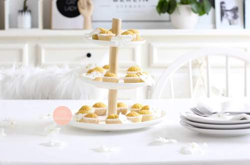 DIY présentoir à gâteaux par Céline du blog déco IDOITMYSELF