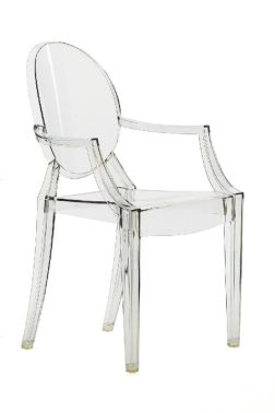 fauteuil starck pour kartell