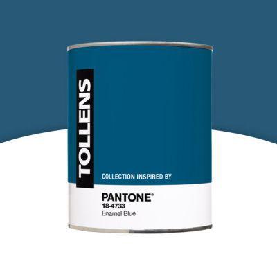 peinture bleu canard reference pantone marque tollens