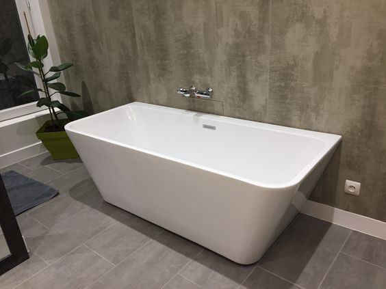 salle de bain baignoire lapeyre