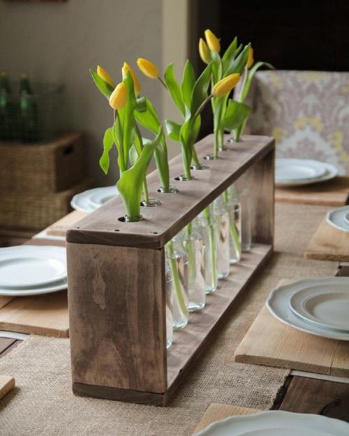 DIY vase déco