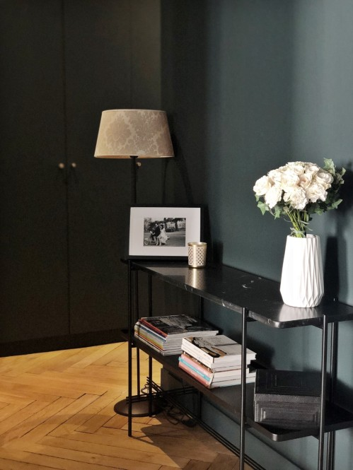 entrée appartement reportage déco zoom décoration tendance
