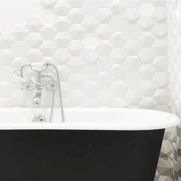 salle de bain modernité ancien baignoire sur pieds