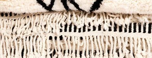 tapis berbere beni ouarain sukhi happy pog