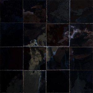 zelliges noirs mosaic del sur ikea hack diy