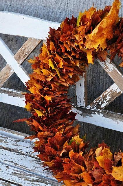 couronne-feuilles-automne-déco-happypog