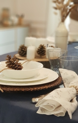 decoration de tables de noel maison margaret happy pog
