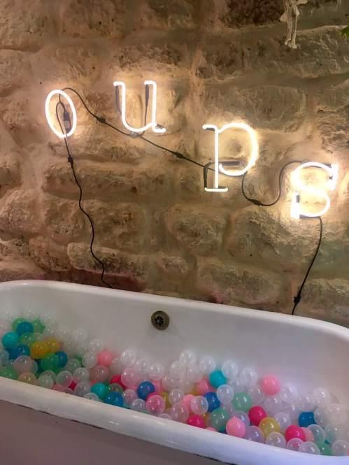 Pop-up store Timberland décoration à retenir pour chez soir Happy POG