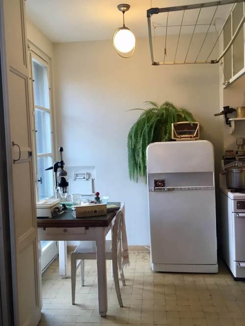 Reportage visite appartement architecture et décoration Auguste Perret Le havre