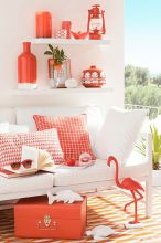 Couleur pantone 2019 corail living coral Happy POG