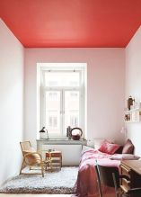 Couleur pantone 2019 plafond corail living coral Happy POG