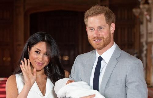Inspiration chambre de bébé pour la naissance de Archie,